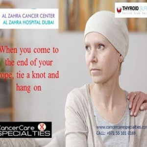 Best Thyroid Center In UAE – Al Zahra Cancer Center